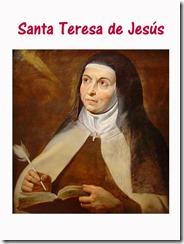 Afiche Santa Teresa